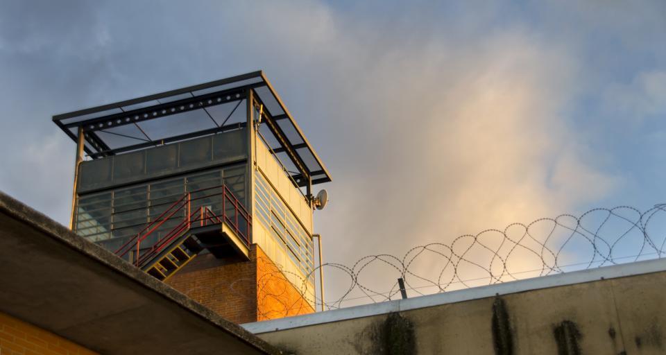 Biustonosz w więzieniach na cenzurowanym, skazana go nie dostanie