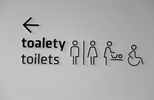 Czy w każdym budynku handlowym wymagana jest toaleta dla klientów?