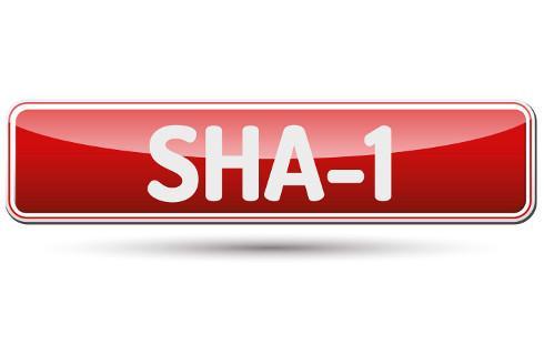 Ministerstwo Cyfryzacji: e-podpisy z SHA-1 są ważne