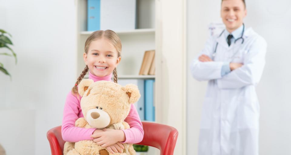 Pediatra wypisze receptę na książkę, bo działa na dzieci jak lek