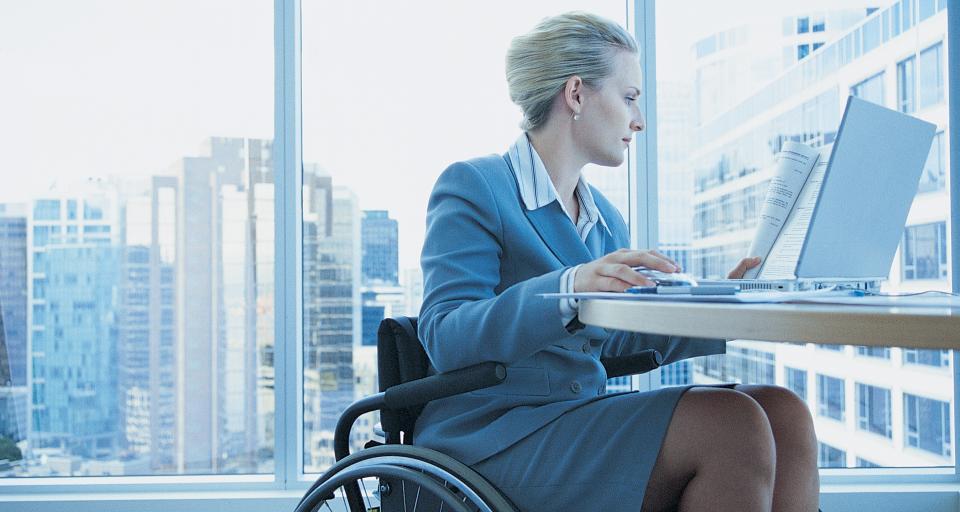 Coraz mniej zakładów zatrudniających niepełnosprawnych