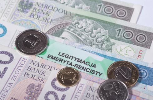 Rada Ministrów przyjęła projekt ws. trzynastej emerytury