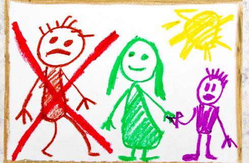 Dzieckiem w byłego partnera - kontakty utrudniane z zemsty lub dla alimentów