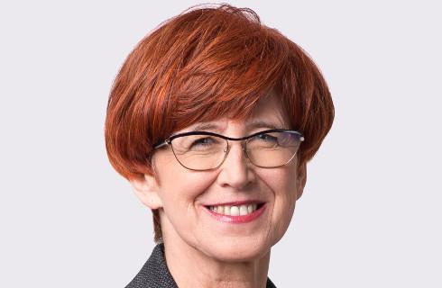 Minister Rafalska dostała się do PE