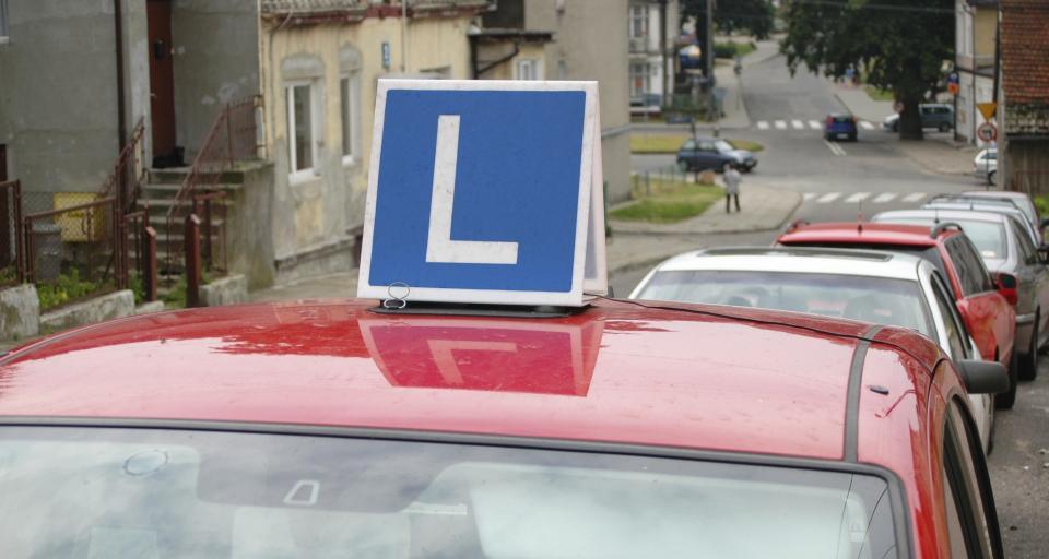 Nauka jazdy nie zwalnia z odpowiedzialności za wypadek