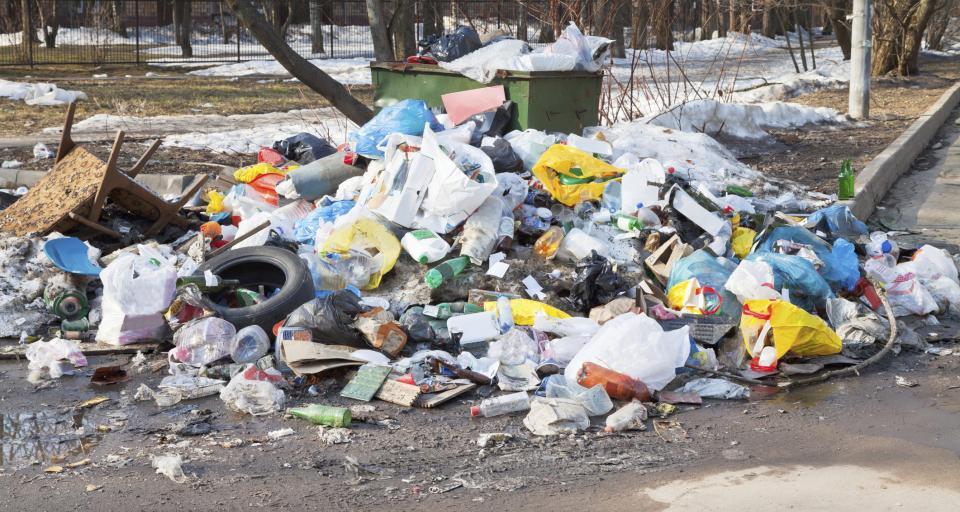 RPO: Oczyszczanie terenu z porzucanych odpadów wymaga wsparcia
