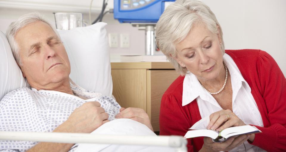 NIK: Opieka paliatywna i hospicyjna kuleje
