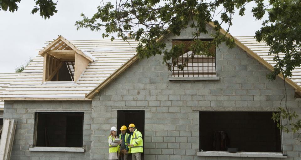 Dom w ramach społecznego programu mieszkaniowego z niższym VAT