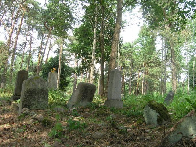 Zmarłych chowa się na cmentarzach, ale są wyjątki