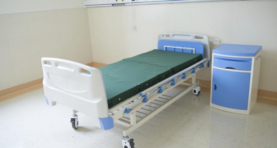 Koniec leczenia w szpitalach pod koniec roku