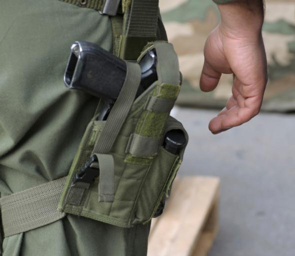 Użycie broni przez funkcjonariuszy - są problemy z interpretacją przepisów