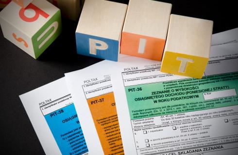Nowe wzory formularzy PIT już gotowe