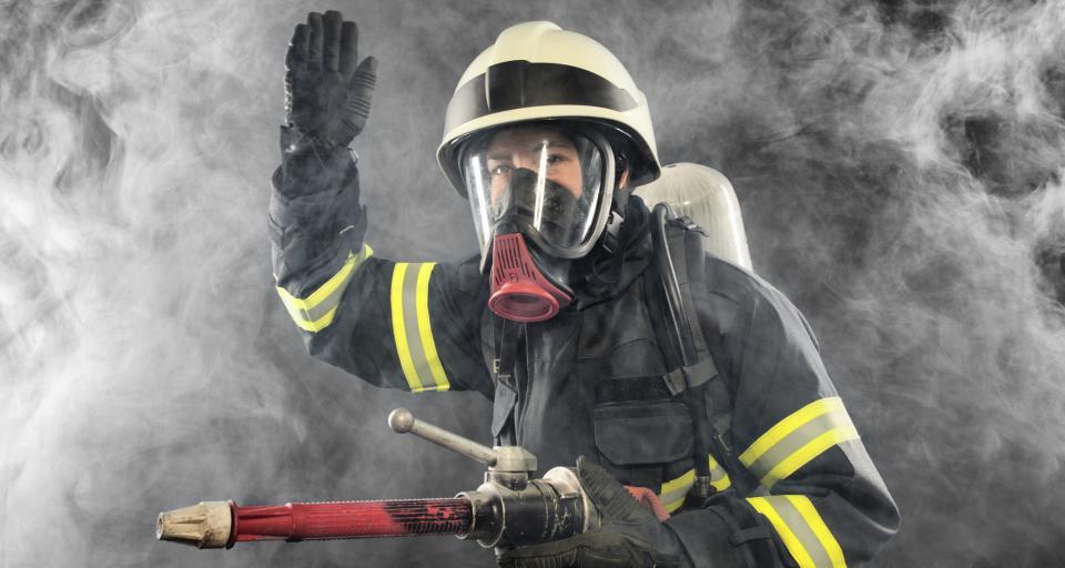 Dodatek do emerytury dla strażaków ochotników jako uznanie dla ich trudu