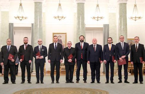 Państwowa Komisja Wyborcza już w nowym składzie
