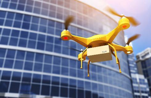 Rynek zamówień publicznych dronów wart jest 105 mln zł