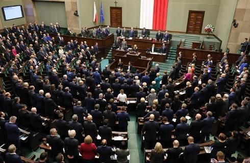 Sejm ostatecznie za nowelizacją ustaw sądowych