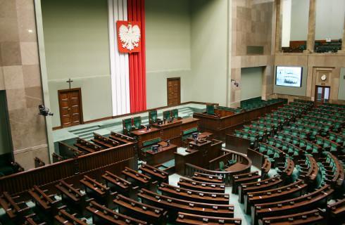Aktywa państwowe i klimat nowymi działami administracji – zdecydował Sejm