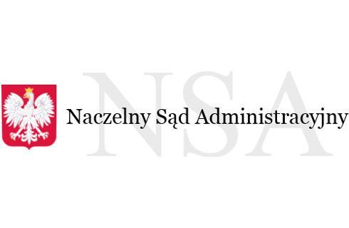 NSA nie wyłączył sędziego, bo uchwała SN nie dotyczy sądów administracyjnych