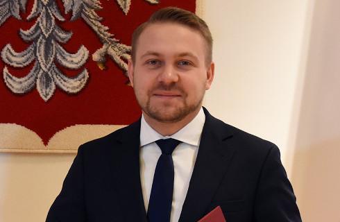 Jacek Ozdoba nowym wiceministrem klimatu