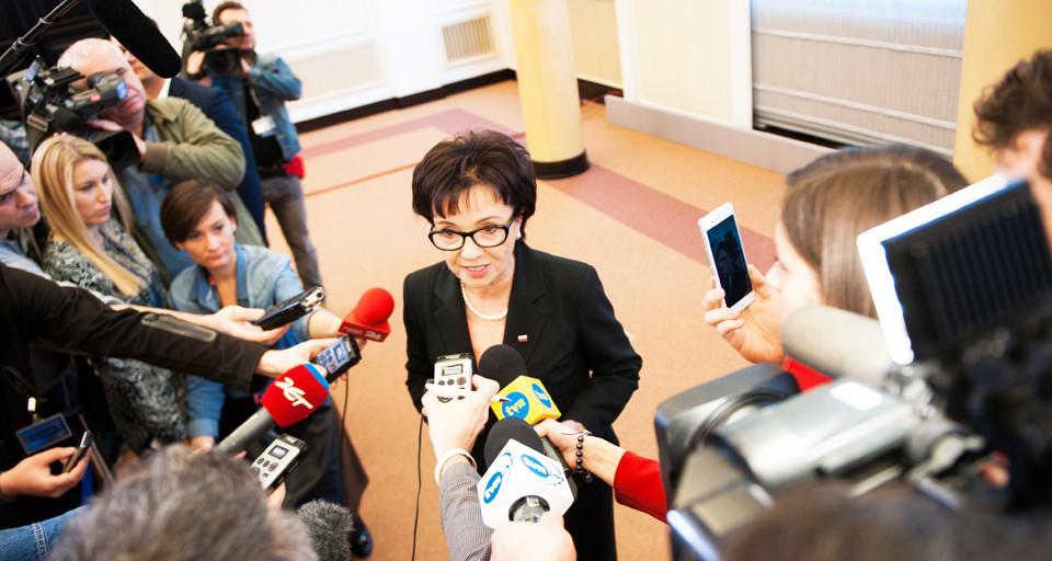 Marszałek Sejmu: Ujawnimy listy poparcia do KRS gdy będzie pisemne uzasadnienie wyroku WSA
