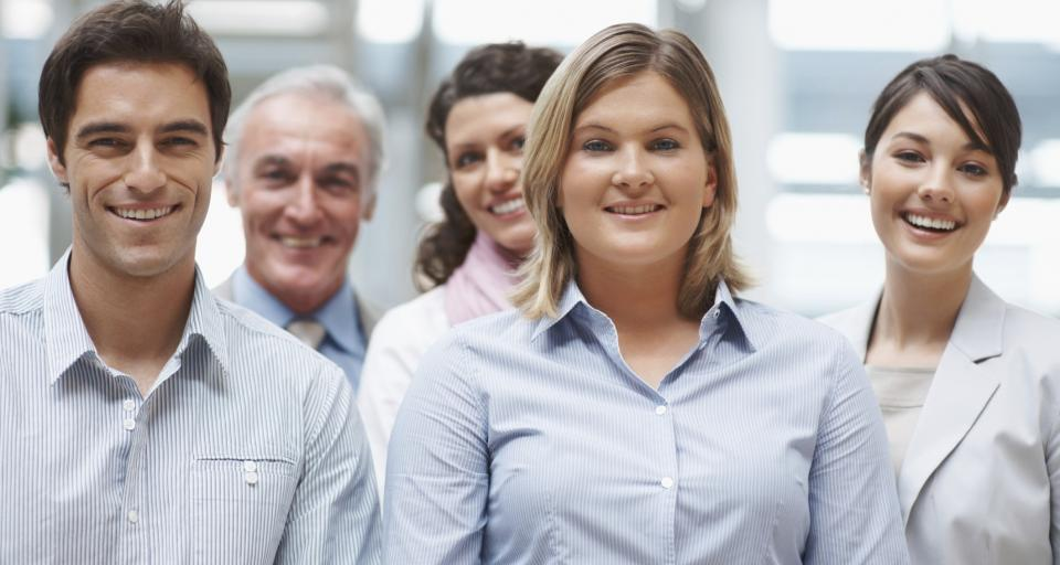 Pokaż swoją firmę przez jej najlepszych pracowników
