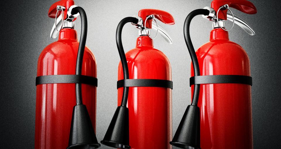 Odpady: Nowe wymogi przeciwpożarowe dla składowisk