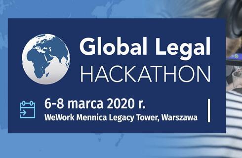 Już 6 marca startuje Global Legal Hackathon