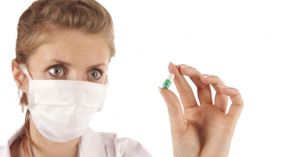 Personel medyczny upomina się o zabezpieczenie przed epidemią