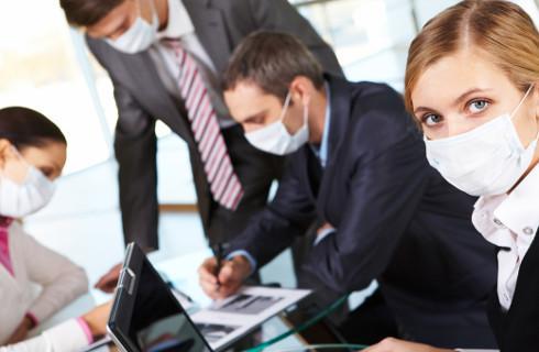 Prawnicy też w grupie ryzyka - samorządy chcą chronić ich przed koronawirusem