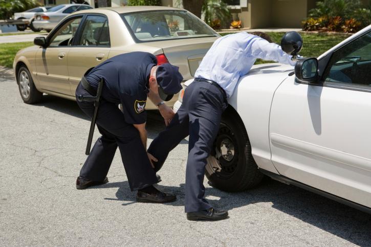 Policja kontroluje kwarantannę, ale nie zaniedbuje wykrywania przestępstw