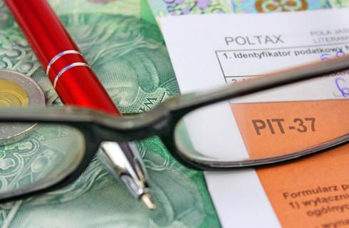 Źle naliczone koszty uzyskania przychodów poprawi pracownik w rocznym PIT