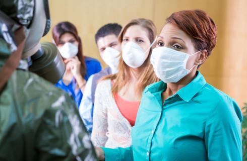 Personel medyczny chce ubezpieczenia od zarażania się koronawirusem