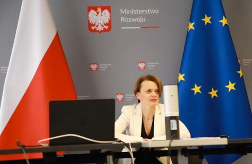 Emilewicz: Rząd pracuje nad Tarczą Antykryzysową 2.0