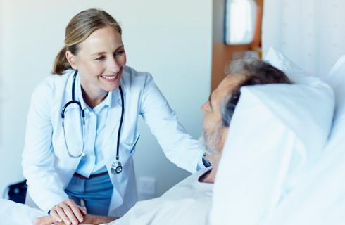 Apel o zawieszenie sieci leczenia onkologicznego