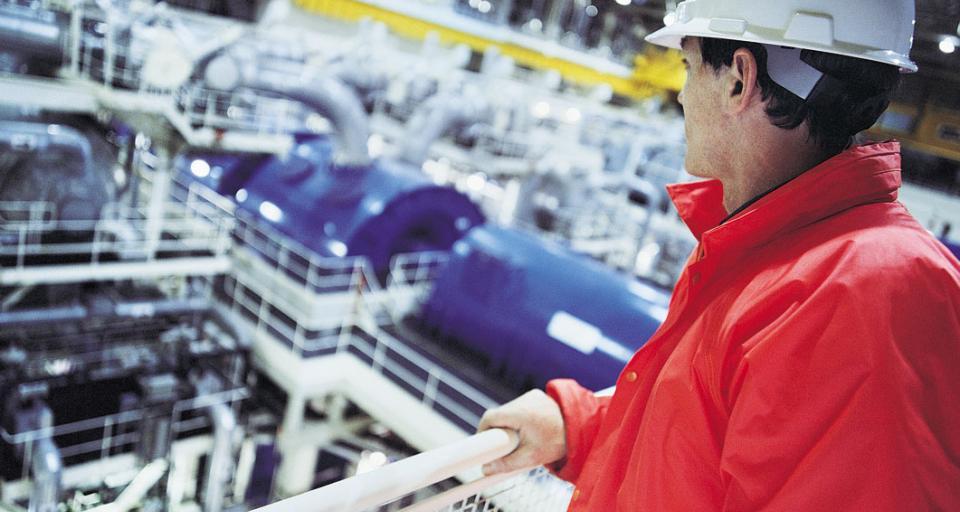 GIS: Wytyczne dla zakładów przemysłowych to wersja robocza
