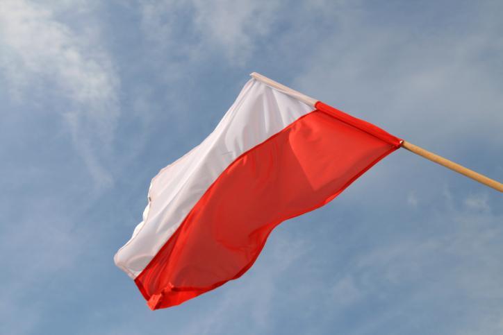 Najważniejszy w uroczystości jest sam gest podniesienia flagi