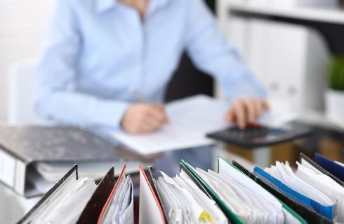 W pracy zdalnej uwaga na dokumentację zawierającą dane osobowe