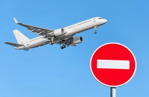 Zakaz ruchu lotniczego na obszarze Polski do 23 maja