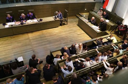 Spór na Zgromadzeniu Ogólnym SN - burzliwy wybór kandydatów na I prezesa