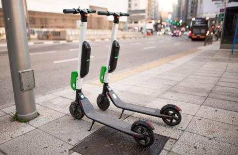 Jest projekt - hulajnoga elektryczna jak rower