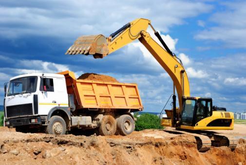 Firma budowlana może sprzedać piasek wydobyty przy budowie