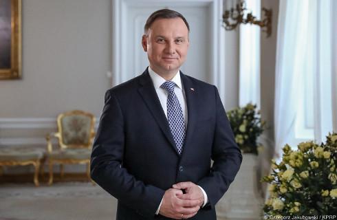 Prezydent: Doświadczenie zawodowe i poglądy polityczne ważne przy powołaniu I prezesa SN