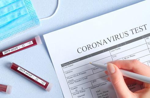 Pracodawca nie może wymagać od pracownika udostępnienia wyniku testu na koronawirusa
