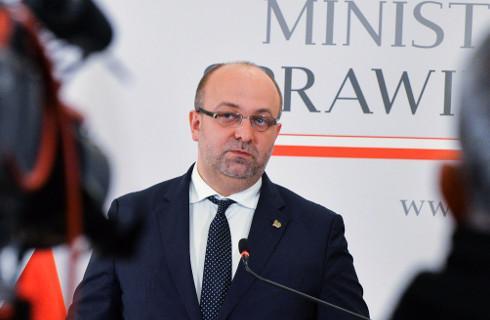 Łukasz Piebiak nie wraca na razie do sądu