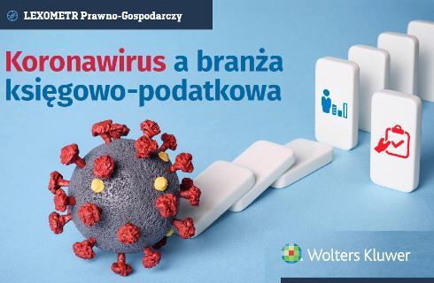 Koronawirus zmienia branżę księgowo-podatkową