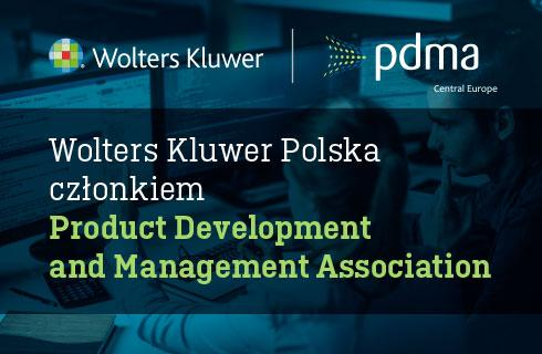 Wolters Kluwer Polska członkiem prestiżowego stowarzyszenia Product Development and Management Association
