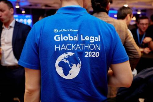 Polacy w światowym finale Global Legal Hackathon