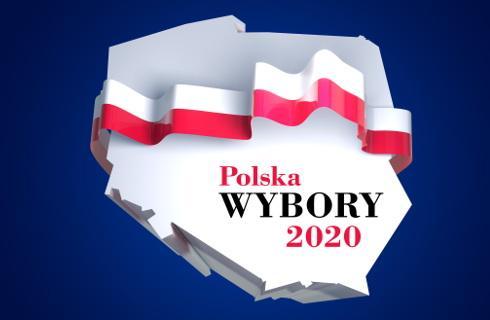 Są oficjalne wyniki wyborów: Andrzej Duda - 43,5 proc., Rafał Trzaskowski - 30,46 proc.
