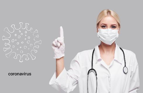 Lekarski związek upomina się o dodatki za pracę przy zwalczaniu koronawirusa