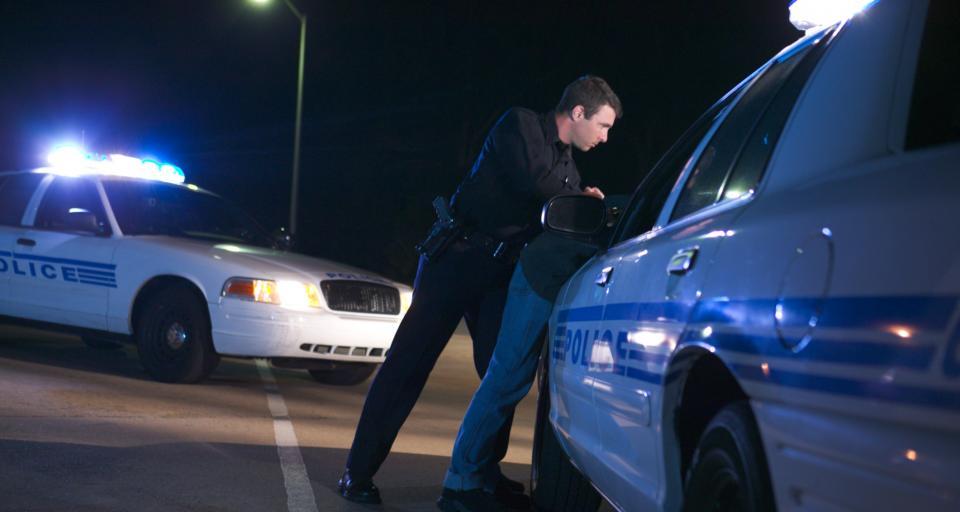 Policjant teraz szybciej skontroluje kierowcę